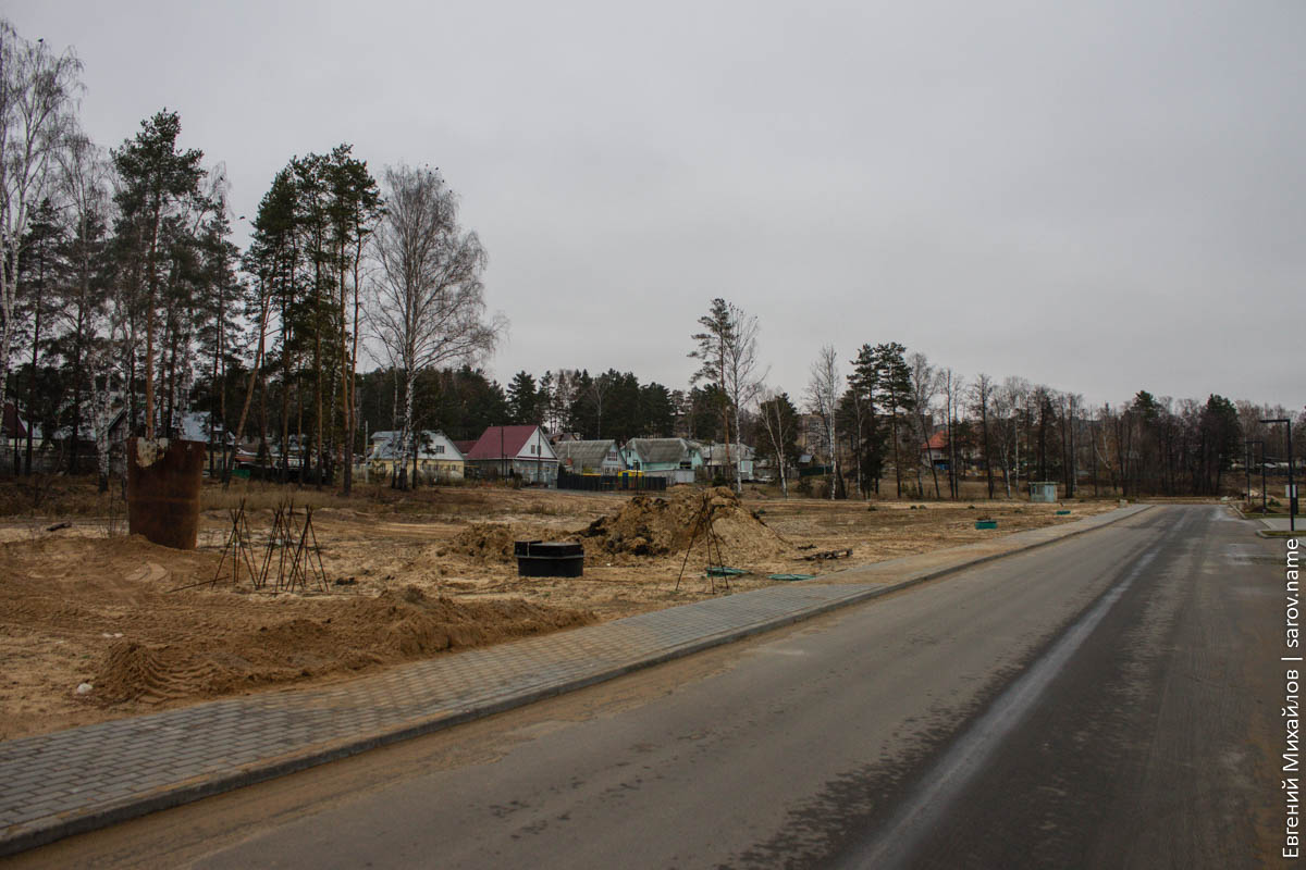 Новые дома на улице Тимирязева(Фотки Евгений Михайлов)