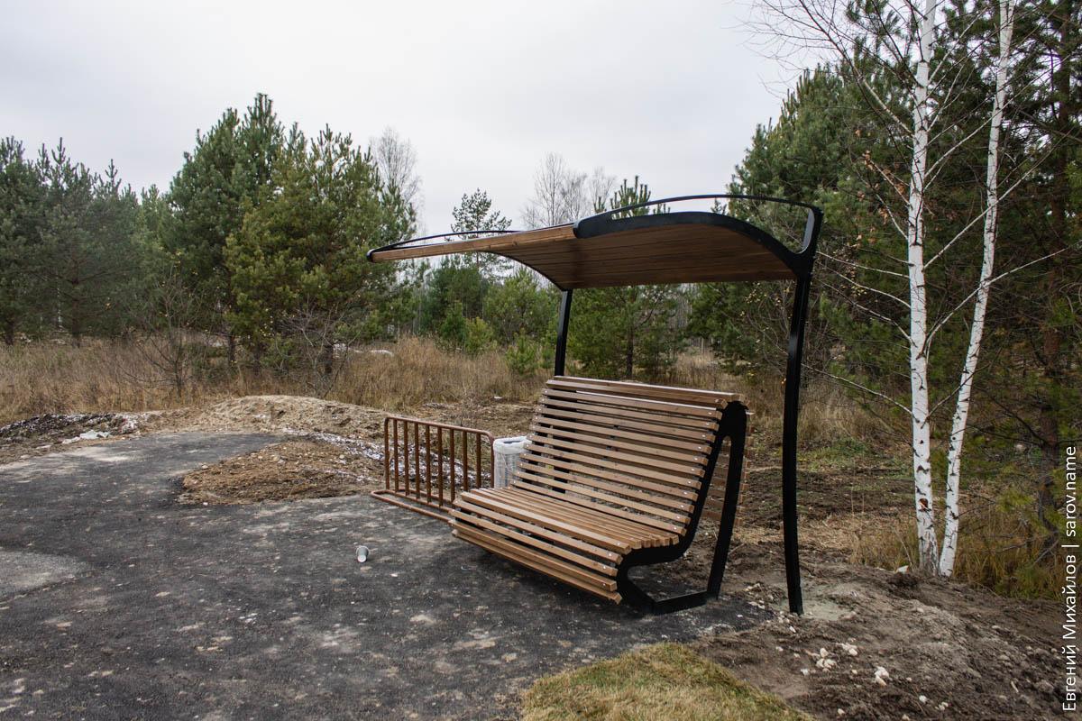 Реконструкция лыжной базы. Второй этап завершен(Фотки Евгений Михайлов)